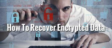 Encrypted Data Recovery